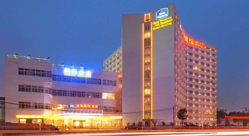 Best Western OL Stadium Hotel Beijing