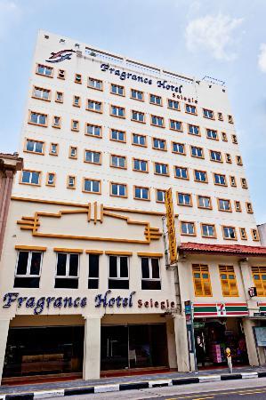 Fragrance Hotel - Selegie