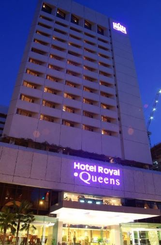Hotel ROYAL @ QUEENS