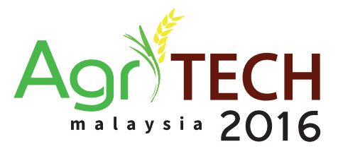 Malaysia International Agriculture Equipment Technology Expo 2016 (AGRITECH)