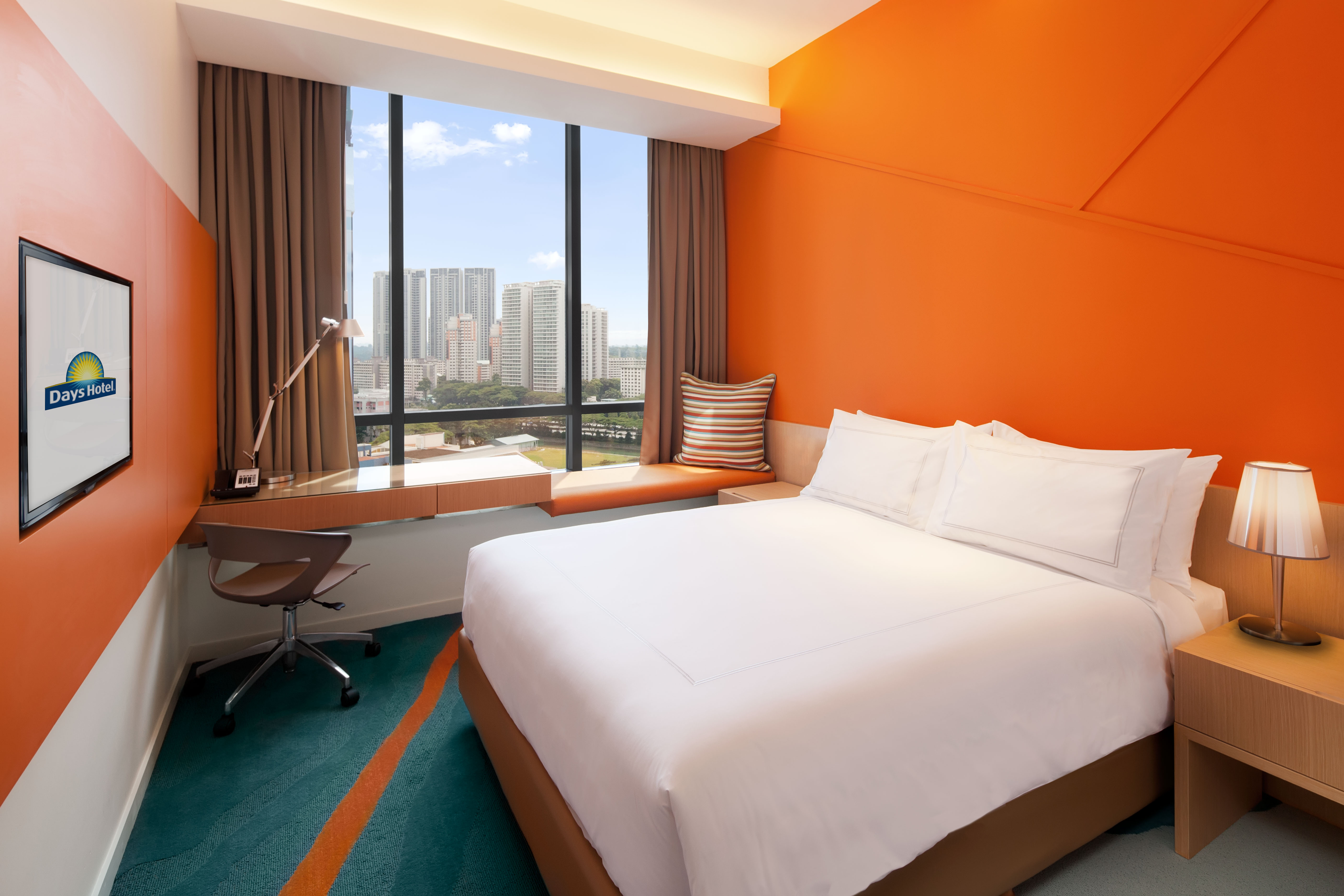 Days Hotel by Wyndham Singapore at Zhongshan Park