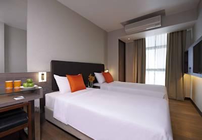 Aqueen Hotel Jalan Besar
